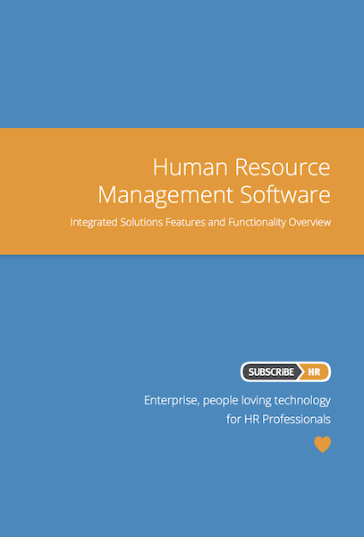 Subscribe-HR Human Resource Management Software Solution Features Overview