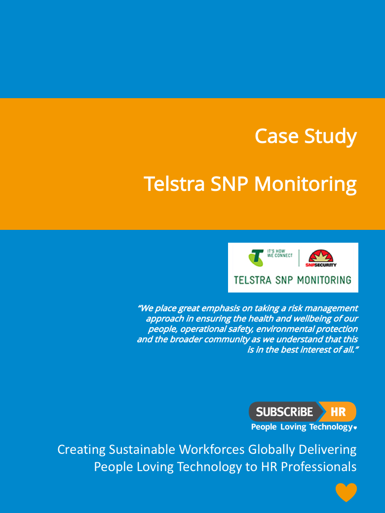 Subscribe-HR Telstra SNP Case Study
