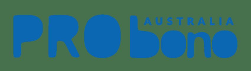 Pro Bono Australia Logo Horizontal