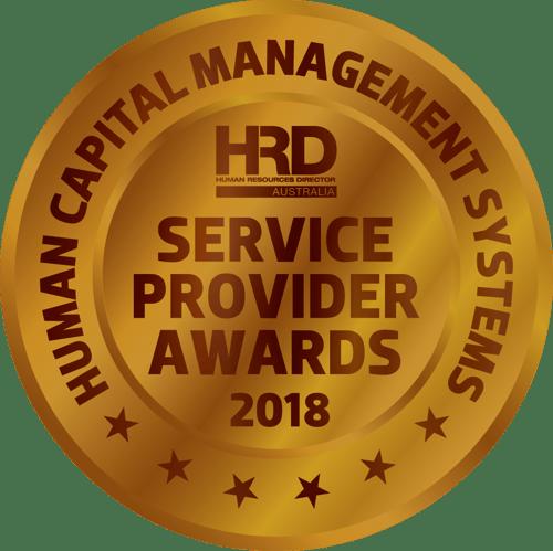 HRD Service Provider Awards HCMS