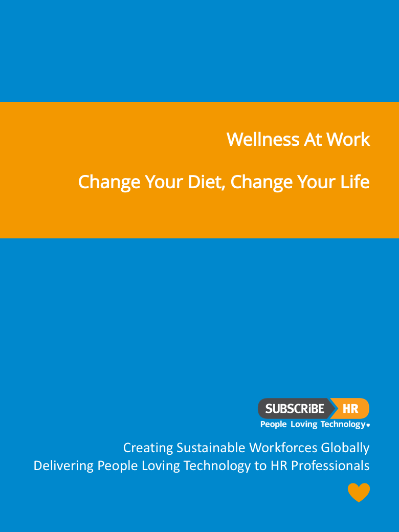 Subscribe-HR Wellness At Work Change your diet, change your life