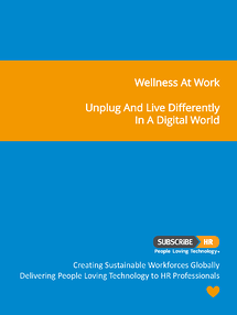 Subscribe-HR Wellness At Work Unplug and Live mindfully in a digital world