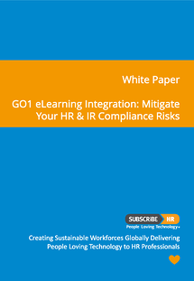 Subscribe-HR GO1 Integration White Paper