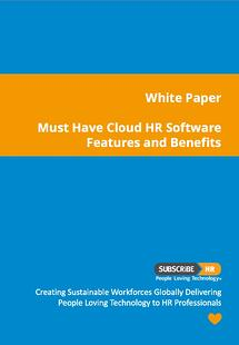 Subscribe-HR-White-Paper-Must-Have-Cloud-HR-Software-Features-and-Benefits-Cover