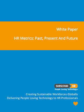 Subscribe-HR White Paper New HR Metrics