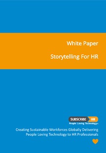 Subscribe-HR White Paper Storytelling For HR