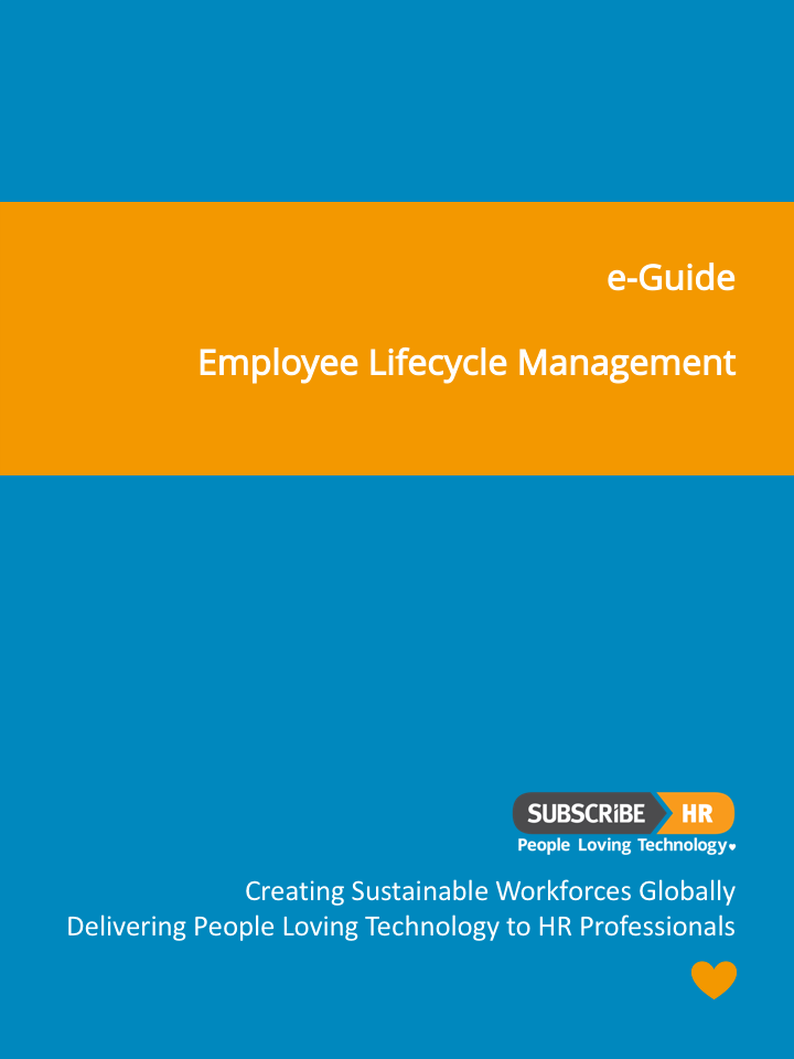 Subscribe-HR e-Guide Automated Employee Lifecycle Management