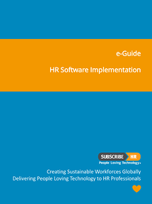 Subscribe-HR e-Guide HR Software Implementation