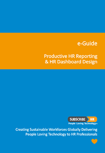 Subscribe-HR eGuide Designing Dashboards for Productive HR Reporting