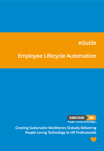 Subscribe-HR eGuide Employee Lifecycle Automation