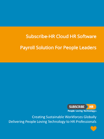 Subscribe-HR Cloud HR Software Payroll Solution