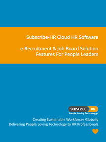 Subscribe-HR Cloud e-Recruitment Software Solution Features