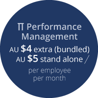 Subscribe-HR Human Resource Management Software Performance Management Pricing AUD