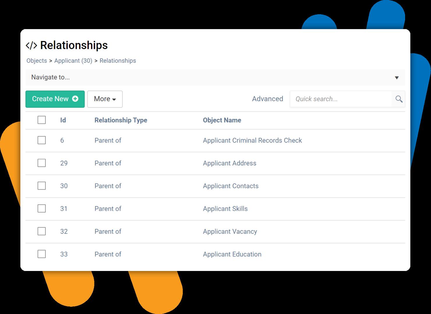Configurable HR Software